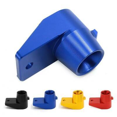 CNC Upper Pull Rope Guide For Polaris ATV Snowmobile Sled Replace 5431385 Blue