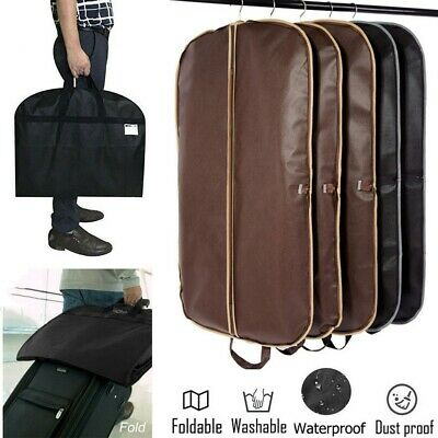 Suit Travel Garment Bags Dress Dust Protector For Hanging Clothes Carrier Cover
