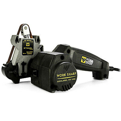 Official Work Sharp Knife & Tool Sharpener -FREE&FAST SHIPPING