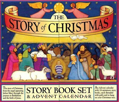 Story of Christmas: Story Books & Advent Calendar by Mary Packard 9780761152