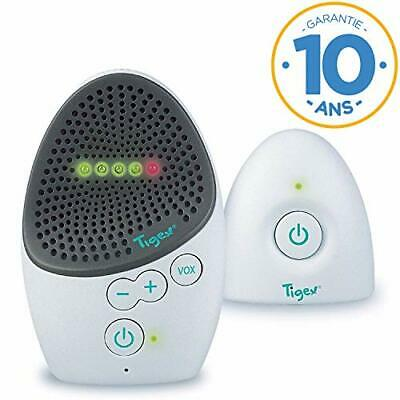 Tigex Babyphone Easy Protect, Écoute-bébé Rechargeable(Easy Protect)