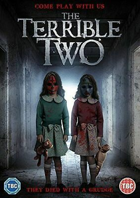 The Terrible Two.  Cari Moskow. Dvd. Used. Vgc.