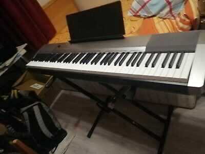 Casio Digital Piano CDP-120 88 Weighted Keys Portable Keyboard with stand