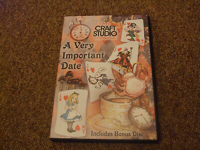 MCS A Very Important Date cardmaking cd