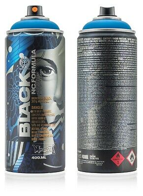 Montana Tristan eaton limited edition can