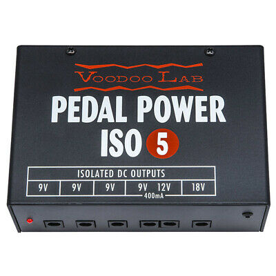 Voodoo Lab/Pedal Power Iso 5 Supply Lab