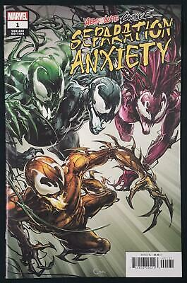 ABSOLUTE CARNAGE SEPARATION ANXIETY #1 1 in 50 VARIANT CRAIN INCENTIVE VENOM