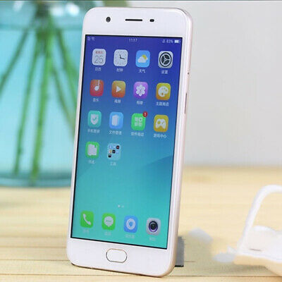 New Unlocked OPPO A37 Gold Dual SIM 16GB Android XMAS Cheap Mobile Smart Phone