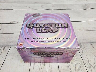 Quantum Leap The Complete Ultimate Collection DVD 27 DISC BOX SET