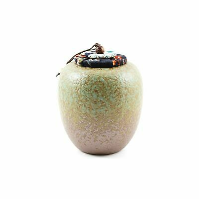 Quality Ceramic Tea Storage Canister - Chinese Rough Pottery
