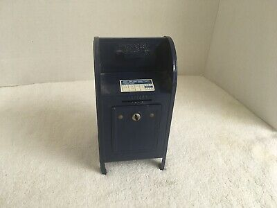 Vintage U S Post Office Coin Operated Stampak Postage