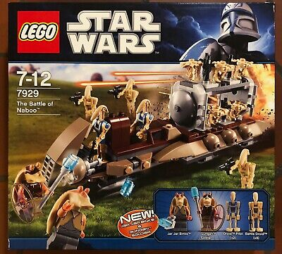 LEGO 7929 Star Wars - The Battle of Naboo