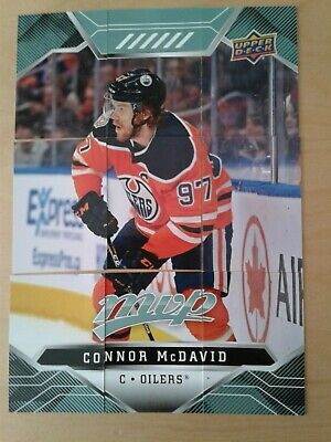 2019-20 19-20 MVP Puzzle Back - Full Sets (9 Cards) - Connor McDAVID