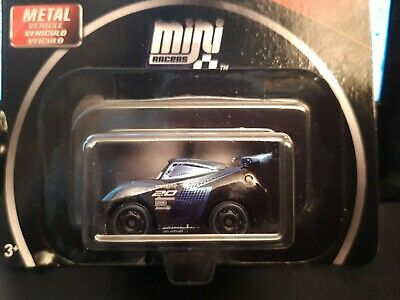 Disney Pixar Cars Mini Racers: Metallic Jackson Storm.