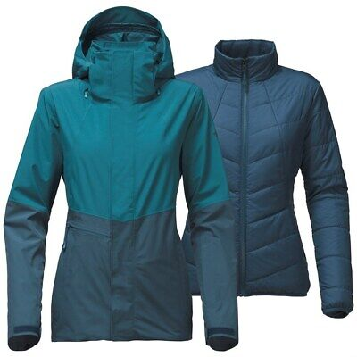 Face Jacket Women's In The 3 Garner 1 New Triclimate North UpMGSVqzL