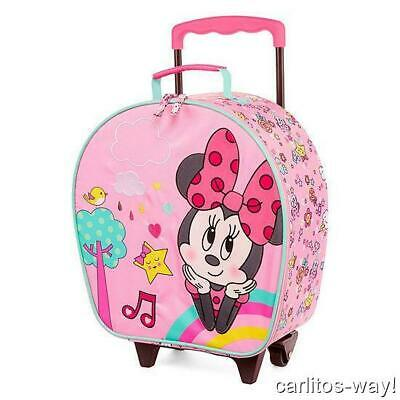Disney Minnie Mouse Carry On Luggage Vacation Travel Kids