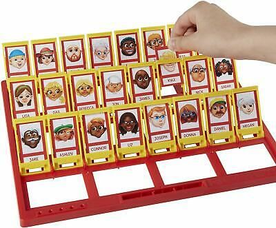 Hasbro C2124 Hasbro Guess Who? Classic Game For Kids and Adults or Gifts
