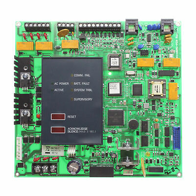 Fire-Lite 411-Udac Four Channel Dual Line Communicator Dact, Board Only