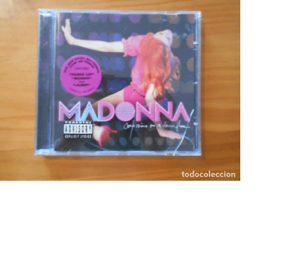 Cd Madonna - Confessions On A Dance Floor (Ad)