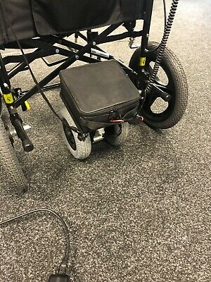 Roma Medical wheelchair Power Pack Power Assist Attendant Use
