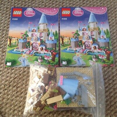 Disney Princess Lego Castle 41055
