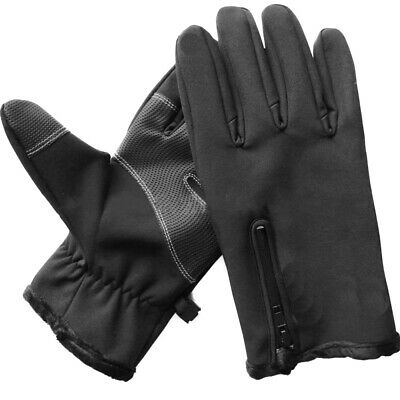 Cycling Touch Screen Gloves waterproof Outdoor Jogging Skiing Hiking Running