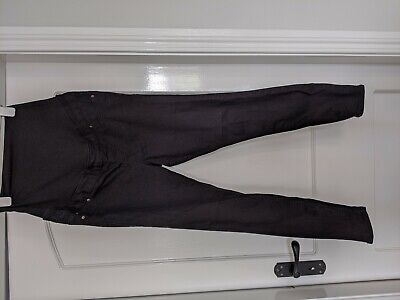 New look Maternity emilee jeggings Size 10 over The Bump **Jean Material/Look
