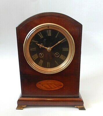 Superb French late Victorian Striking Mantel Clock. Fully Working 3045