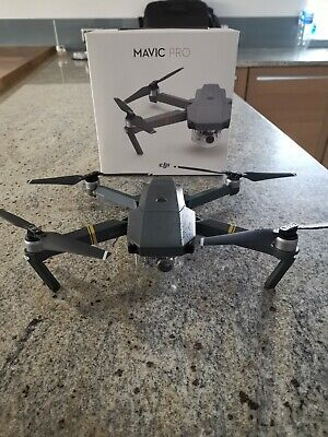 DJI Mavic Pro 4k Drone Quadcopter - **BOXED MINT**