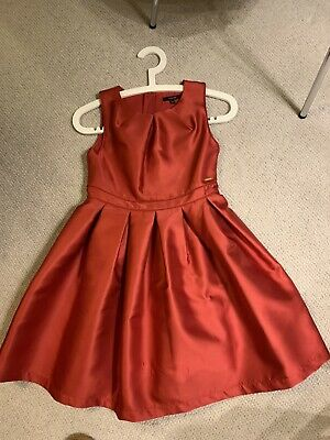 Girls Marks & Spencer's Autograph Party dress Age 9-10 NEVER WORN