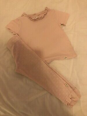 Girls River Island Outfit Size 3-4 Years