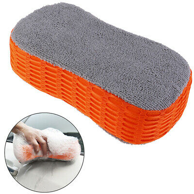 Car Wash Sponge Absorbent Thick Sponge Bicycle Motorcycle HoUKehold Cleaning_HC