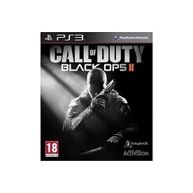 Call of Duty: Black Ops II (PlayStation 3, 2012)