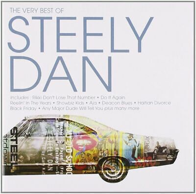 STEELY DAN THE VERY BEST OF 2 CD (Greatest Hits) Gift Idea NEW