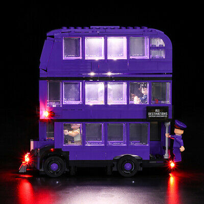 Vonado Battery Powered LED Light Building Block Kit for LEGO Knight Bus 75957