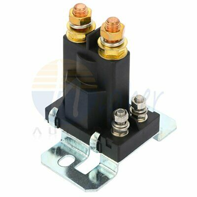 4 Pin 12V AMP 500A Car Relay Starter On/Off Power Switch Dual Battery Isolator