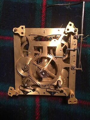Black Forest Cuckoo Clock Spring Driven Movement