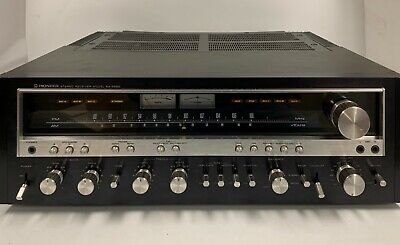 CLEAN Vintage Pioneer SX 5590/SX 1250  Receiver FULLY PROFESSIONALLY SERVICED!
