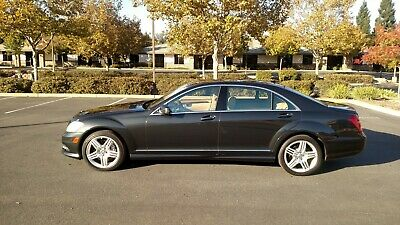 2013 Mercedes-Benz S-Class S550 4MATIC 2013 MERCEDES S550 4MATIC 46K AMG PANORAMIC ROOF NAVI AWD 4X4 HEAT COOLED SEATS