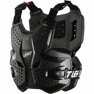 Black Leatt 3.5 Chest Protector