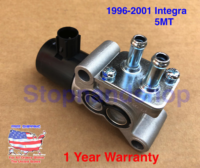 New Idle Air Control Valve IAC Speed Stabilizer for Honda Civic del Sol 93-95