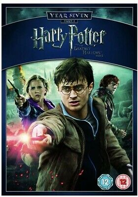 Harry Potter And The Deathly Hallows Part 2  DVD NEW SEALED UK R2