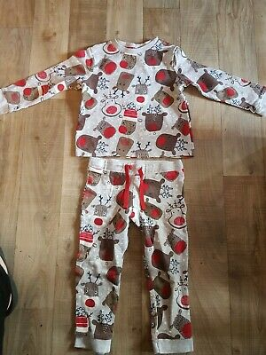 18-24 Months Boys/Girls Christmas Matching Set/Outfit Could Be used as Pyjamas