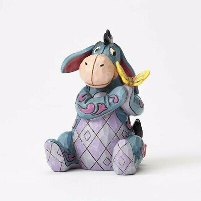 Enesco Jim Shore Winnie the Pooh Eeyore Stone Resin 8.2cm Figure NEW