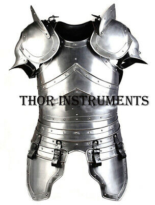 Medieval Wearable Knight Half Suit of Armor