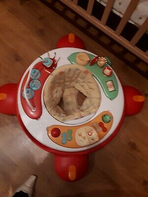 Early Learning Centre Musical Foldable Sit In Baby Walker