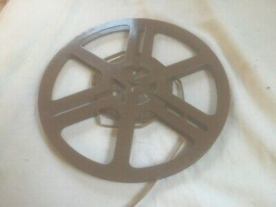 Brush Arc Cleveland Metal Audio Tape Reel 7""
