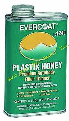 Honey Thinner Evercoat 1249 for body filler auto body shop restoration car paint