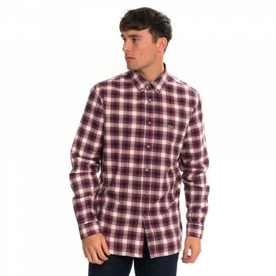 Lacoste Mens Checked Shirt CH0025-00