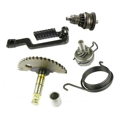 Unbranded KICK START SHAFT RATCHET GEAR LEVER KIT SET compatible with LEXMOTO GLADIATOR TORNADO 125